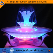 multimedia musical decorative beautiful stone sculpture water garden fountain