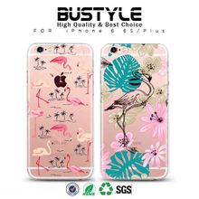 A+ Quality 3D Crafts Mobile Phone Case For Apple iPhone 4 5s 5c 6 6s plus with Emu birds Design