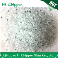 Crushed Decorative Glass Mirror Manufacturer
