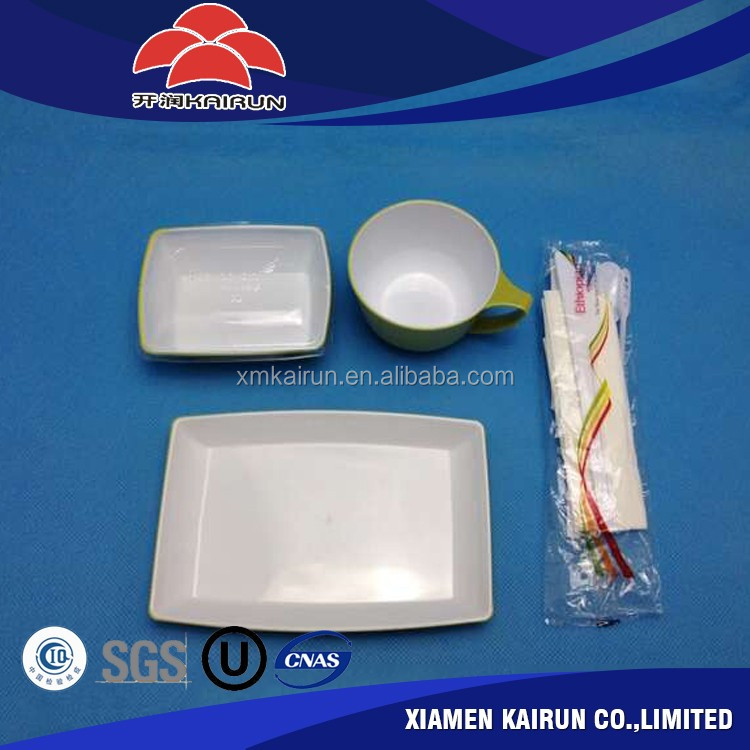 Wholesale market disposable plastic tableware best selling products in japan