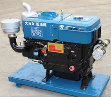 LT18II 12KW 15HP SINGLE CYLINDER VERTICAL WATER COOLED 4 STROKE DIRECT INJECTION DIESEL ENGINE