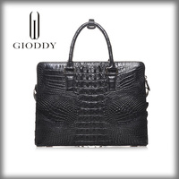 Genuine crocodile skin China leather handbags in bangkok