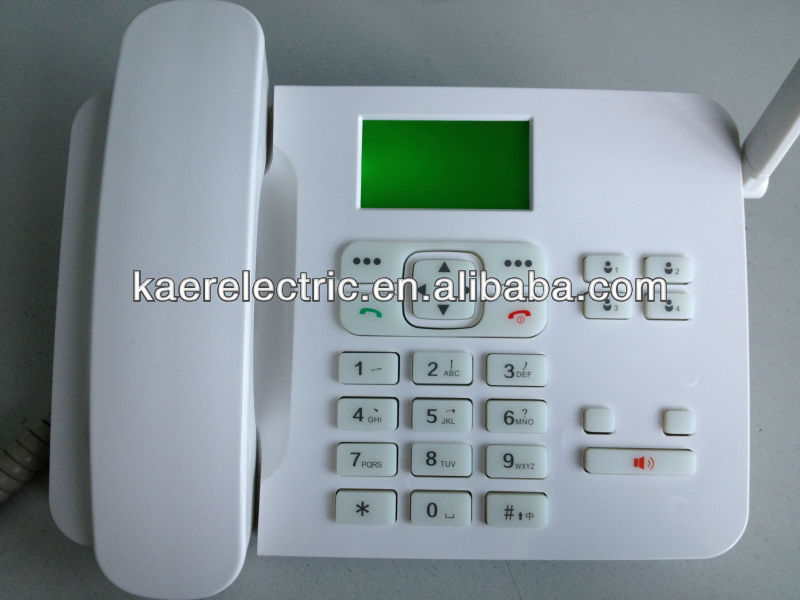 Landline phone with SIM cards KT1000(170)