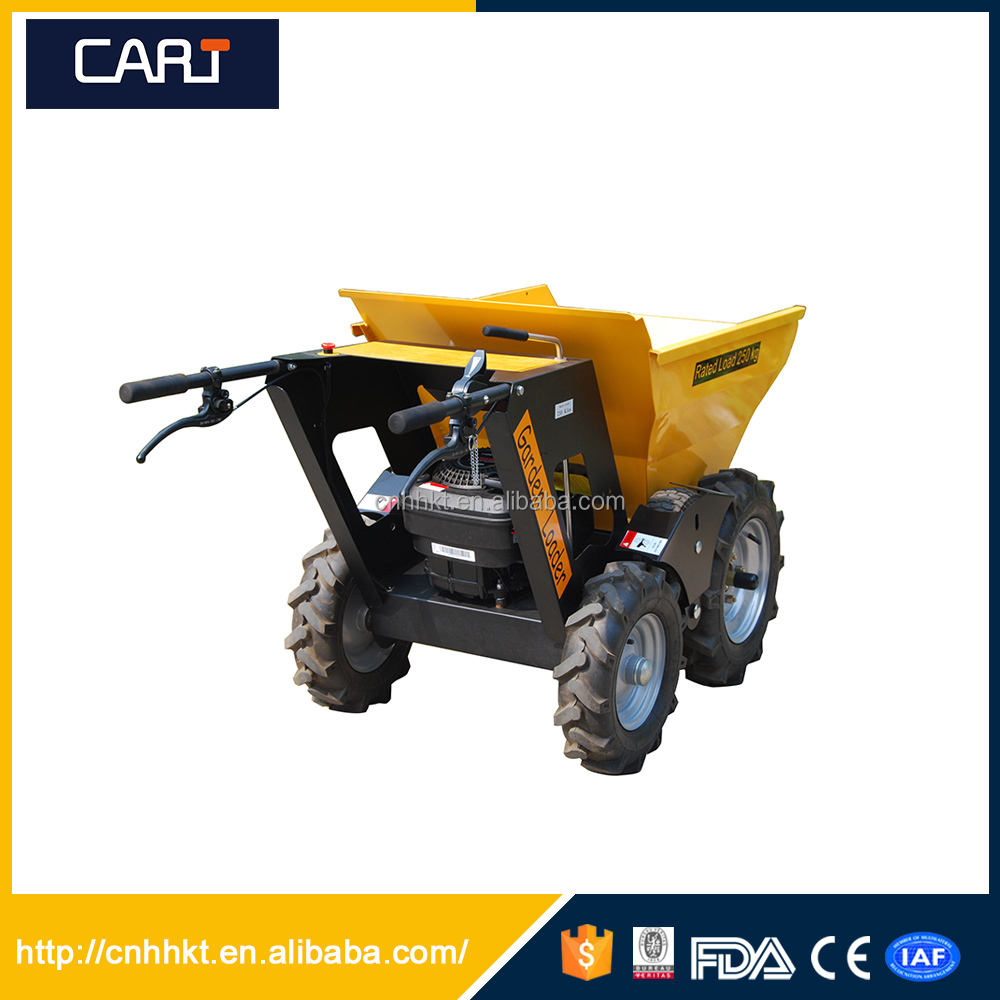 250kg Capacity Muck <strong>Truck</strong> with China Engine for Sale