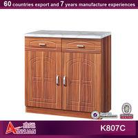 K807C foshan furniture mini kitchen cabinet