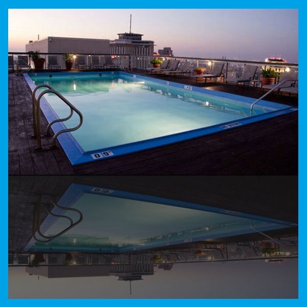 Specialist Industrial Swimming Pool Steel Structure Product