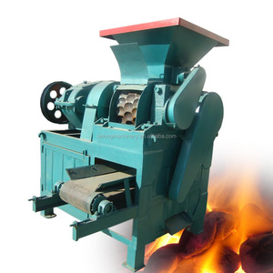 Small Coal Charcoal Briquette Making Machine Price