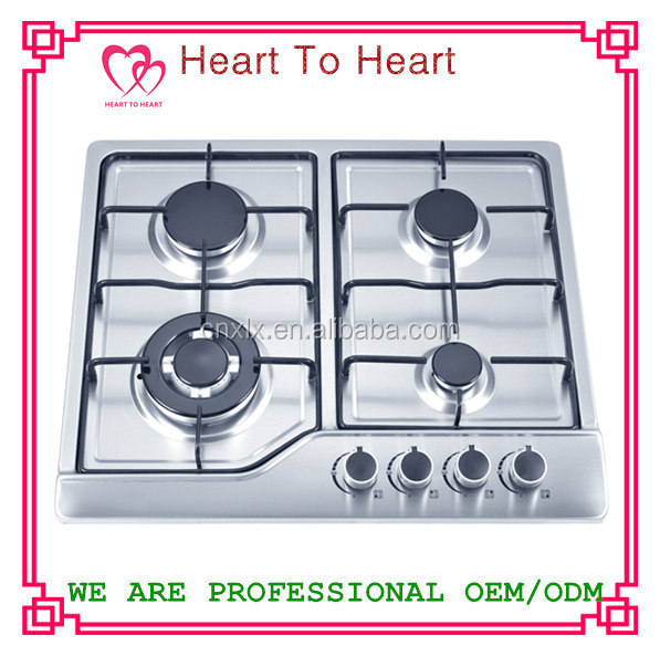 Built in SST Gas Hobs/Gas Stove/Gas Cooker XLX-6334S1-E