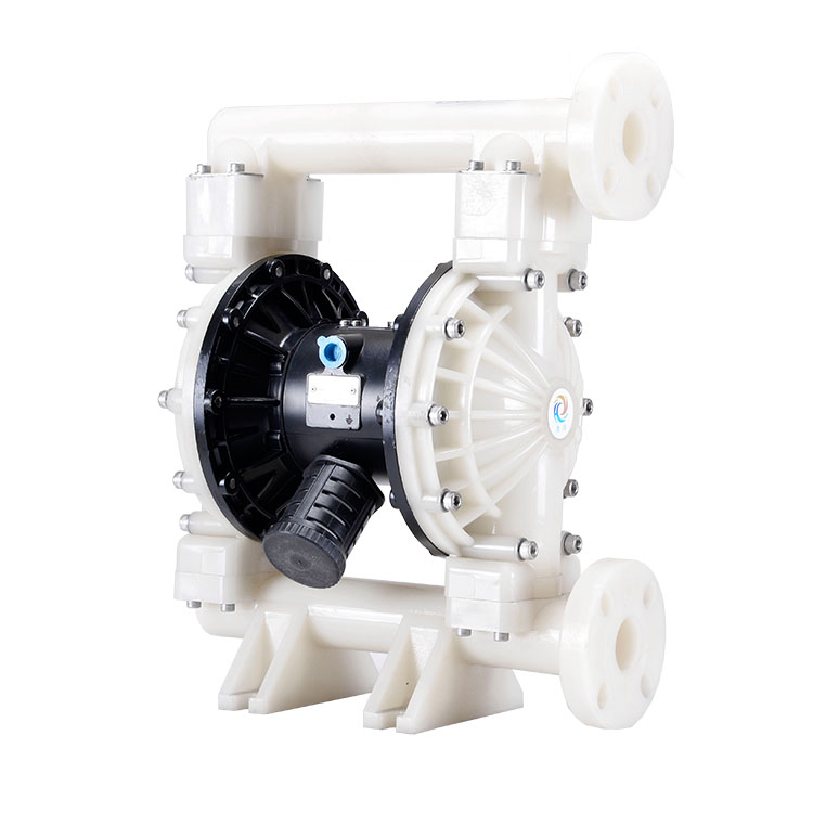 PVDF nitric acid leak-proof diaphragm pump