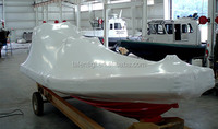 UV PE heat shrink film wrap for protect pallets boats cars yacht