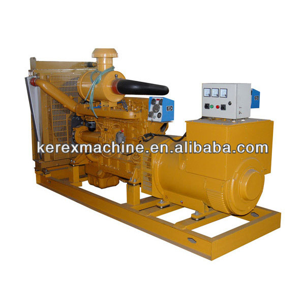 biogas generator 300KW widely used in construction made in China