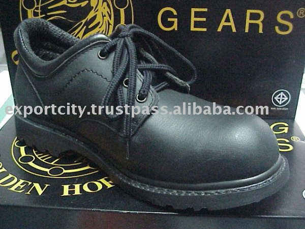 Men leather shoes leather footwear 8205