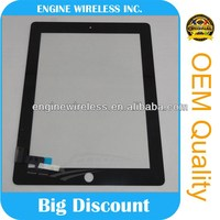 Original for apple replacement factory price ipad 2 touch screen,china,alibaba