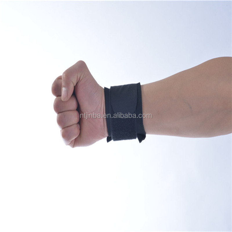 Neoprene Adjustable waterproof Fitness stylish Hand Wrist Braces Bowling Wrist Support