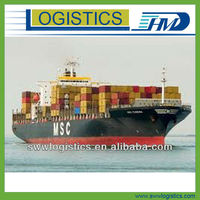 Freight Forwarding agent to Antwerp Belgium from China