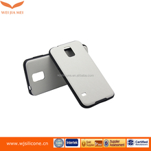 collection black pu + TPU mobile phone case for Samsung galaxy s5