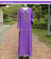 Cheap pakistani blouse design arab kaftans ,islamic clothing in pink color for girls