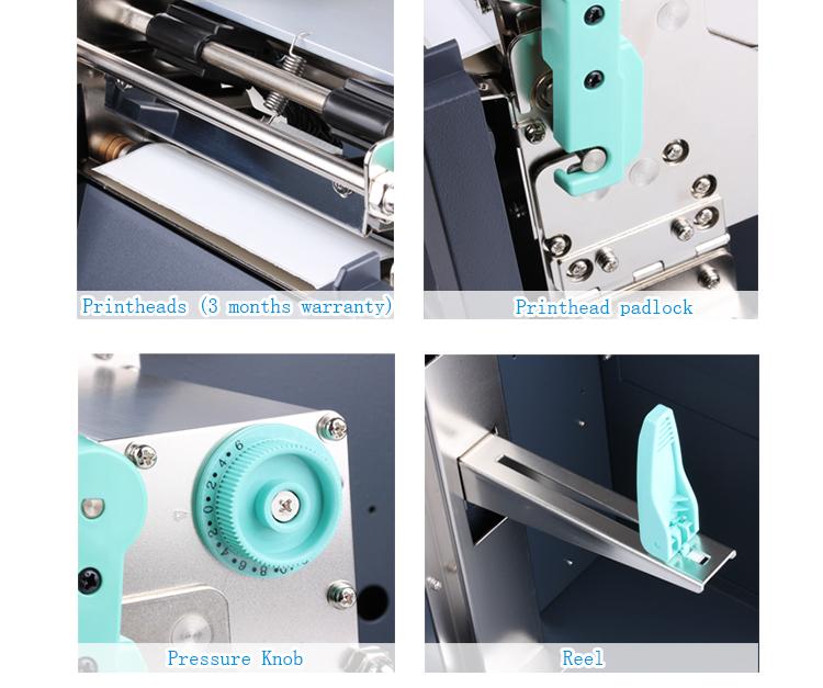barcode making machine
