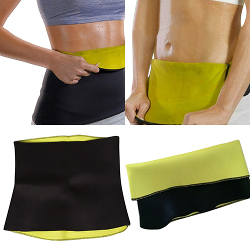 Waist Cincher Trainer Body Shaper Slimming Waistline Belt Lost Weight Corset  5Z3F 7H22 8TT5