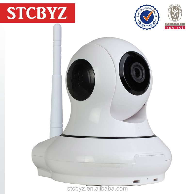 Home wireless security ir cut wifi alarm ip camera system