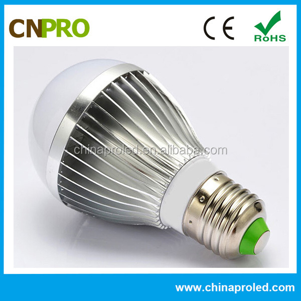 Hot sale energy saving led lights for home aluminum e27 led light bulbs CE RoHS