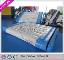 Top quality connection used water park equipment, inflatable water trampoline, aqua park inflatable connection