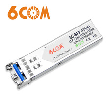 SFP Transceiver 1.25G 1310nm SMF 10Km for Netgear AGM732F-COR