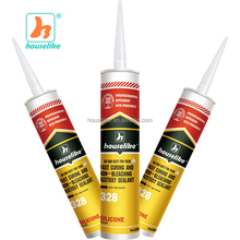 328 Multipurpose acetic silicon sealant for sealing and caulking