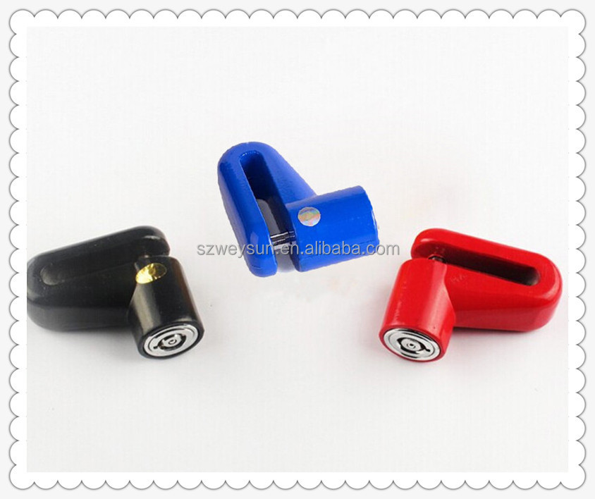 Bike Bicycle Motorcycle Anti-theft Disk Brake Rotor Lock