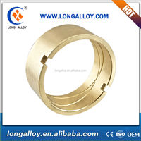 Chinese Professional Manufacturer ASTM Standard Casting Bronze Bushing