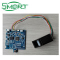 Smart Electronics Optical and semiconductor fingerprint lock circuit board credit card program development PCBA