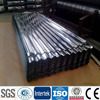 Galvanized GI construction fencing Corrugated roofing steel sheet