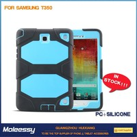 Good-looking shockproof rhinestone case for tablet