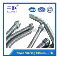 Galvanized aluminum waterproof conduit fittings