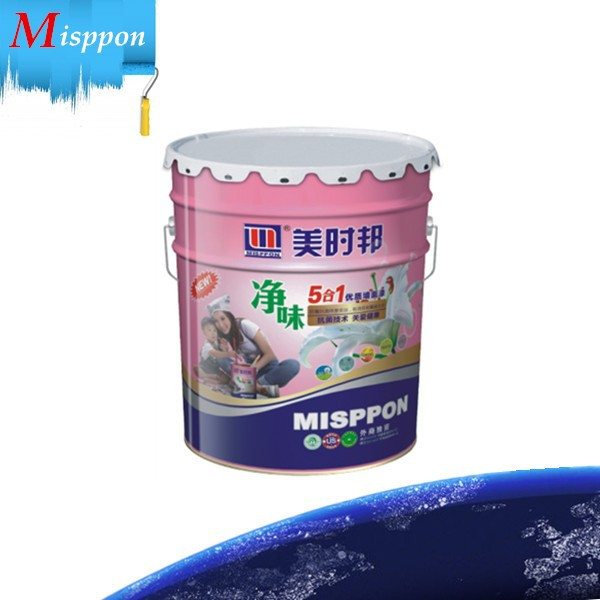 Misppon the most popular produce-Formaldehyde killer interior wall paint