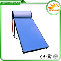 Balcony Solar Water Heater Collector