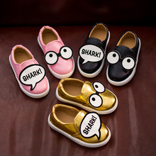 FC1678 spring 2016 fashion cartoon breathable kids shoes boys baby Shoes