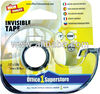 O1S Invisible Tape,12mmx30.48m, 55mic, with dispenser