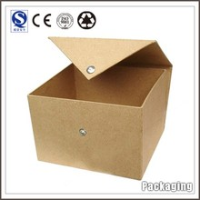 New product magnetic closure essential oil packaging box