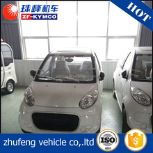 Durable low cost 4 person electric disabled car