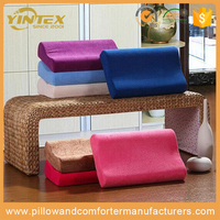 Professional manufacturer bamboo charcoal memory foam pillow