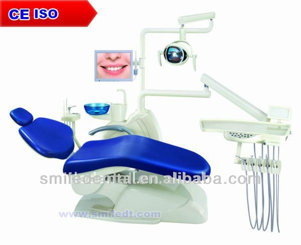 SDT-A520 Computer Control Synchronized movement Dental Chair
