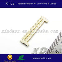 1.0mm pitch connector cable housing zif ffc fpc connector