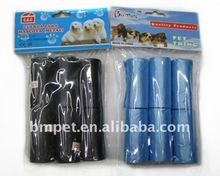 Disposable poo bags for dogs,Clean-up Bag Pick Up Waste Poop Bag Refills Home Supply random color