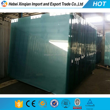 Low price 2mm 3mm color tempered float glass