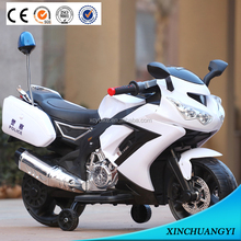 Motorcycle Models White ABS metal diecast models motor bike miniature race Toy For Gift Collection