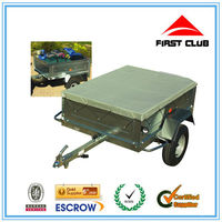 Firstclub Trailer Cover open trailer cover cargo trailer covers