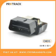 GPS tracking system with online web platform obd gps tracker fuel level monitor for fleet management