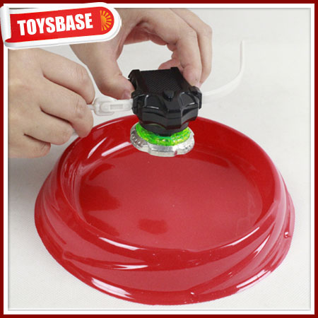 Ben 10 spinning top toy