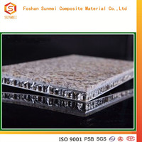 2015 mould proof insualted aluminum honeycomb roof panel